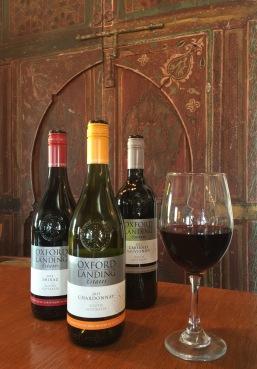 Oxford Landing Wines x3