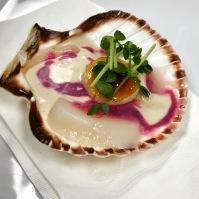 Chefs Dinner - Aug 2017 - Scallops
