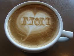 mom latte art