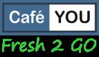Cafe you logo + F2G logo2